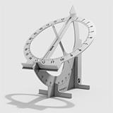 AURORA A Sundial