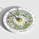 HORA Floris Sundial