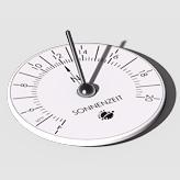 HORA Horizontal Sundial