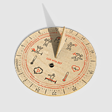 HORA Lux CE sundial kit