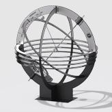 Interaktiver Himmelsglobus