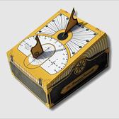Kompass-Sonnenuhr
