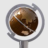 MAGELLAN XXL Globe Sundial