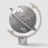 MONDO Globe Sundial