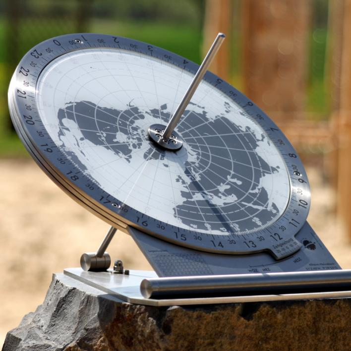 HELIOS sundials - quality made in Germany